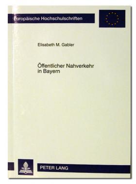 Öffentlicher Nahverkehr in Bayern